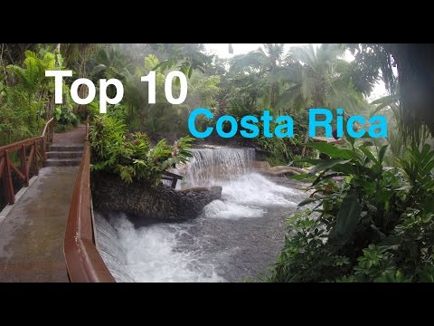 Video Top 10 Things to Do In Costa Rica