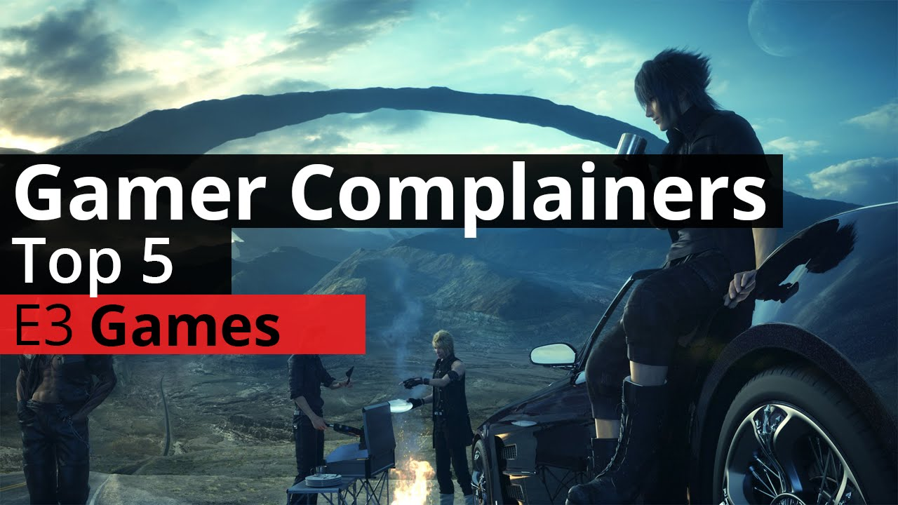 E3 2016 Review - Event Coverage