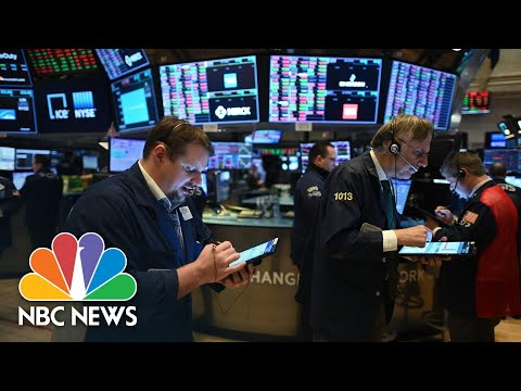Stock Market Rallies After Sanders Drops Out Of Race | NBC News NOW