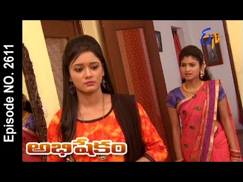 Abhishekam | 31st May 2017 | Full Episode No 2611 | ETV Telugu