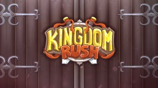 Kingdom Rush HD video