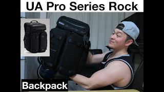 Under Armour Project Rock Backpack   UA Pro Series Backpack Review
