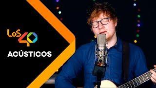 Ed Sheeran   Perfect (acústico Para LOS40)