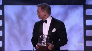 The Britannia Awards 2012 British Artist of the Year Daniel Craig