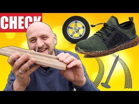✅ Unzerstörbare StahlkappenSchuhe 😱  N Structible Das Original!