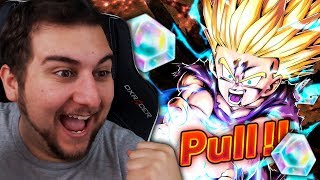 GURANTEED SPARKINGS & 3,300 CRYSTALS?! LEGENDS IS BACK!! | Dragon Ball Legends Summons