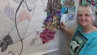 Art Quilts Kathy McNeil