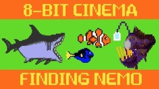 Finding Nemo - 8 Bit Cinema!
