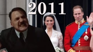 2011 Downfall Reenactments: Hitler crashes the Royal Wedding