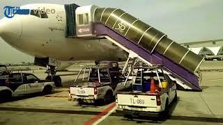 Nyamannya Menjelajah Chiang Mai Bersama Thai Airways Dengan Pesawat Seri Terbaru Airbus 359