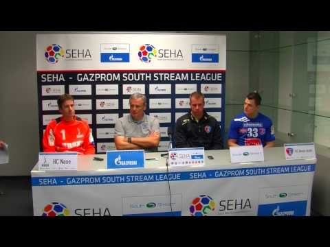 Nexe - Borac m:tel Post-Match Press Conference