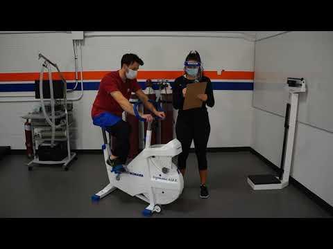 Cycle Ergometer Test 3