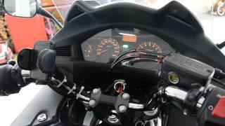 Honda Deauville NT 700  (part2)