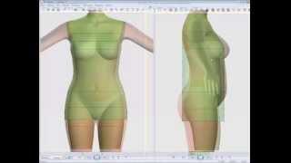 8. LookStailorX. Работа с прозрачными окнами. Создание манекена.