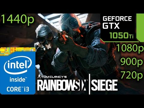 PC Build for R6 :: Tom Clancy's Rainbow Six Siege General