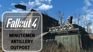 Fallout 4: Artillery Outpost