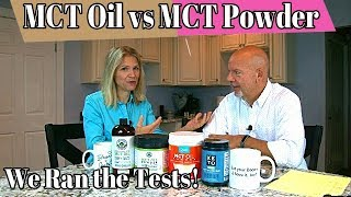 MCT Powder vs MCT Oil in Keto Coffee: 2 Fit Docs Test Glucose & Ketones to Compare