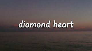 Alan Walker   Diamond Heart (Lyrics) Ft. Sophia Somajo