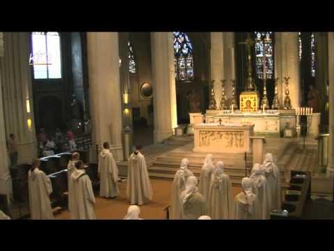 Vêpres et Eucharistie du 19 juillet 2014
