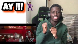 (REACTION) Ezhel & Kelvyn Colt - LINK UP [Official Video] (prod. by Lucry & Suena) 🇹🇷🇩🇪🇳🇬 !!