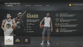 NBA Live 19 - The One Ep. 1 | Player Creation |