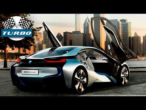 Концепты автомобиля будущего от BMW. Крышу сносит от их идей!