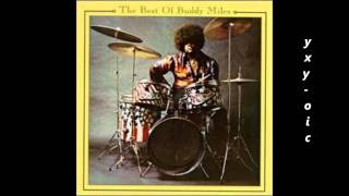 BUDDY MILES Down By The River long version Video