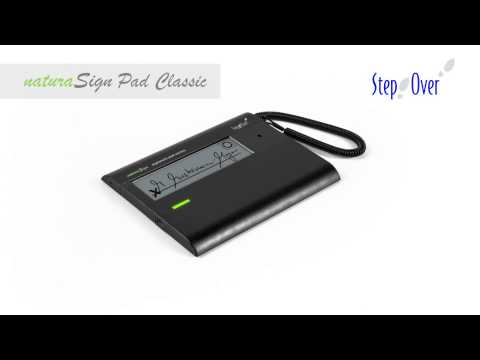 Unterschriften Pad naturaSign Pad Classic