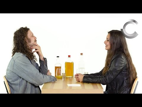 Truth or Drink - Blind Dates (Patrick & Shelby)