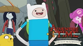 Adventure Time PIRATES OF THE ENCHIRIDION All Cutscenes Movie (Game Movie)