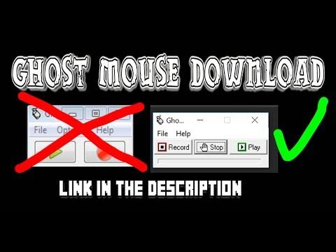 pc Maus bewegt sich von alleine ! (auto klick)  Ghost Mouse 2.0 Download