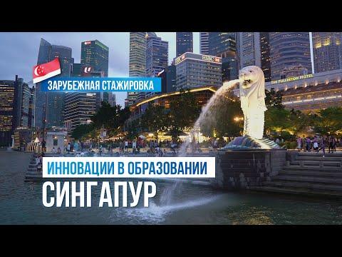 Образование в Сингапуре. Стажировка Министерства образования Московской области