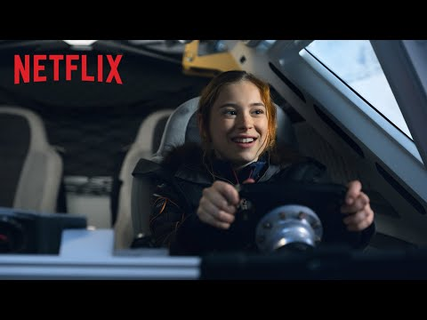 Lost in Space è da oggi disponibile su Netflix