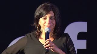Zeina Daccache speaks on the healing power of Drama Therapy