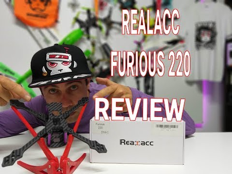 Realacc Furious - Unboxing - Review - Build