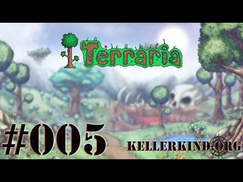 Terraria #5 – Die ersten Schätze aus der Tiefe ★ Let's Play Terraria [HD|60FPS]