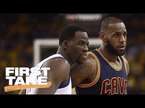 Stephen A. Smith agrees with Draymond Green's comments on LeBron James' minutes | First Take | ESPN