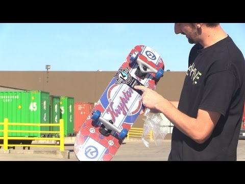 WALMART SKATEBOARD REVIEW