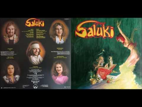 SALUKI --- Saluki (Full Album 1976) online metal music video by SALUKI