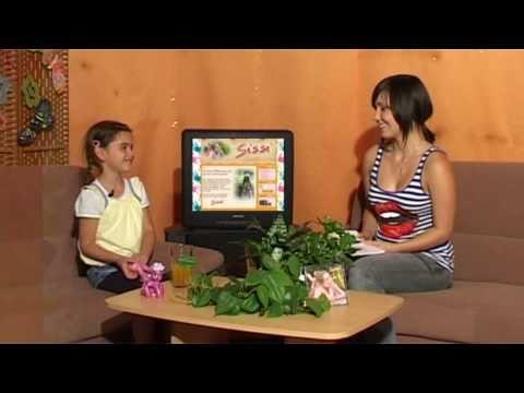 Ihr zweite Fernsehinterview gab Sissi beim  Schülerfernsehen in Kitzscher am 1. September 2010.