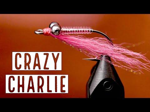 Crazy Charlie Tying Tutorial