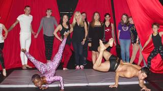 3rd Annual Aerial Fitness Blood Drive & Show Montage
