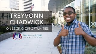 [Alumni Spotlight] Treyvonn Chadwick on Seizing Opportunities