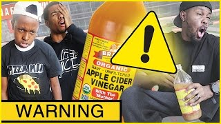 PAINFUL APPLE CIDER VINEGAR WAGER! - MUT Wars Ep.63 | Madden 17 Ultimate Team