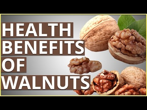 Video 7 Health Benefits of Walnuts for Brain and Skin