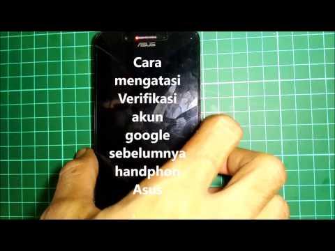 Bypass Dan Reset Frp Google Zenfone 2 Laser Ze500kl Z00ed Tanpa Pc