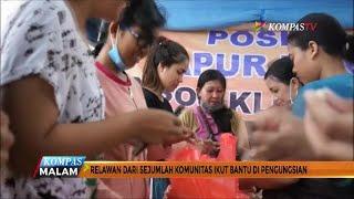 Solidaritas Komunitas Chef bagi Korban Erupsi Gunung Agung Bali