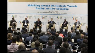 High Level Panel Discussion On Quality Tertiary Education In The Era Of SDGs And Agenda 2063
