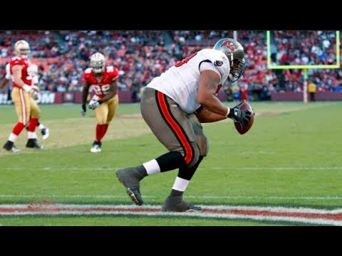 NFL SAVAGE Lineman Runs
