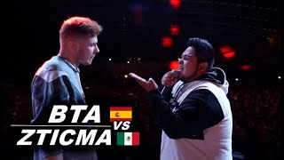 BTA 🇪🇦 vs ZTICMA 🇲🇽 | OTUMBA (CDMX) (Vídeo Oficial)